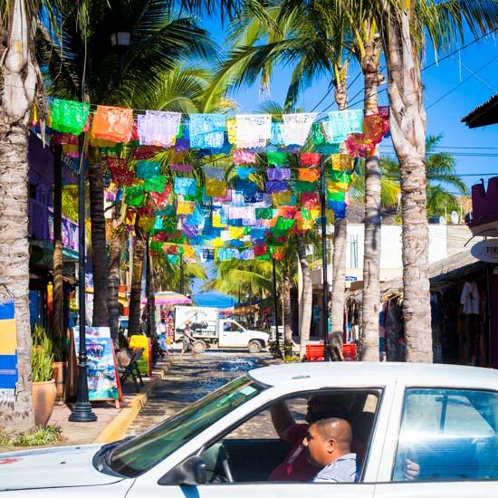 taxi sayulita riviera nayarit mexico